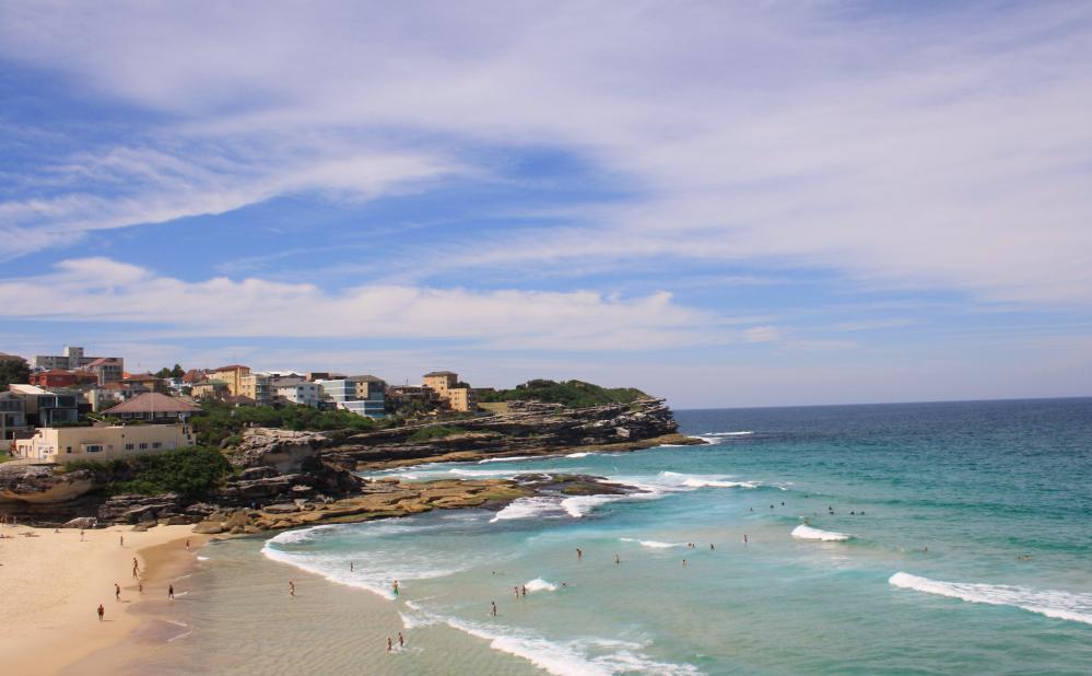 2 semaines à Sydney_Bronte beach 2