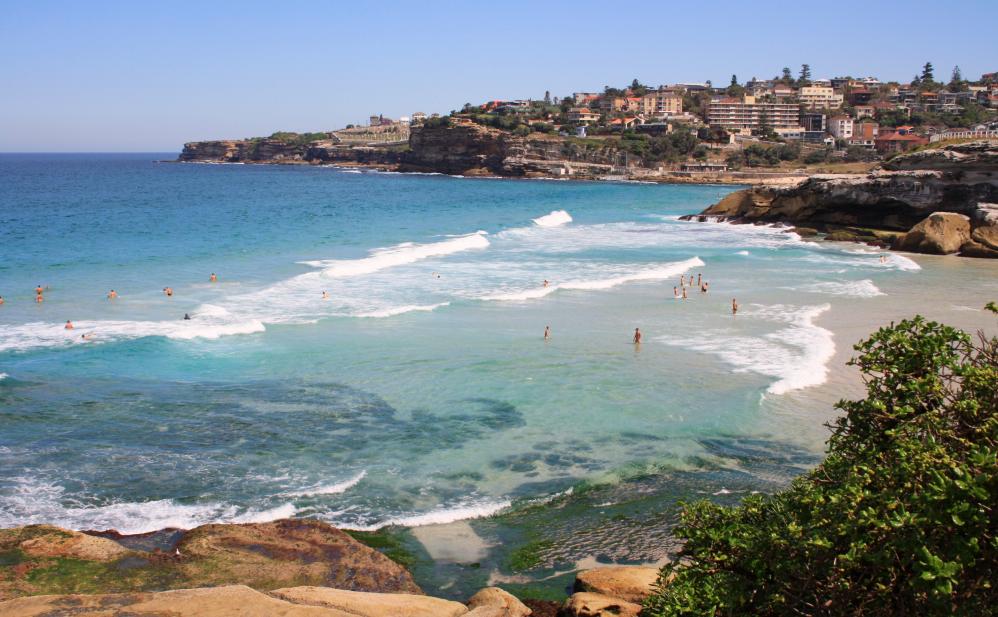 2 semaines à Sydney_Bronte beach 3