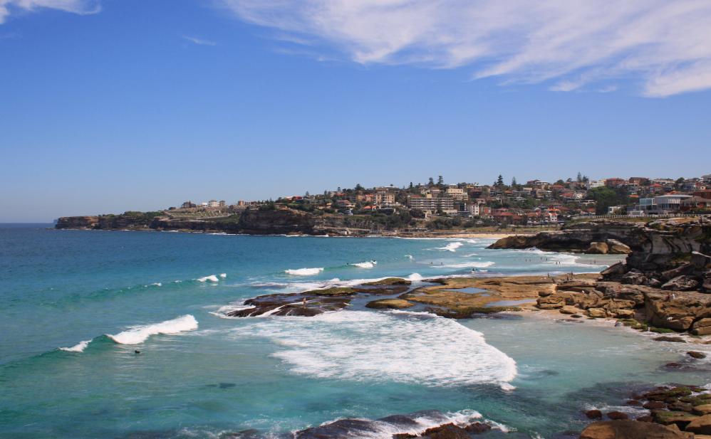 2 semaines à Sydney_Bronte beach 5