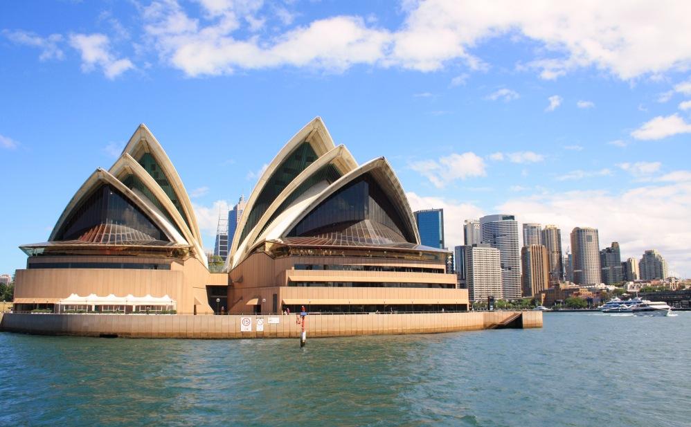 2 semaines à Sydney_Ferry 1