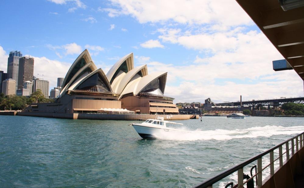 2 semaines à Sydney_Ferry 2