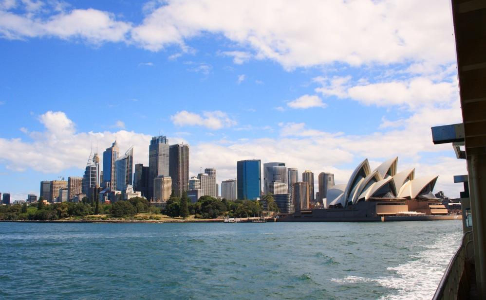2 semaines à Sydney_Ferry 3