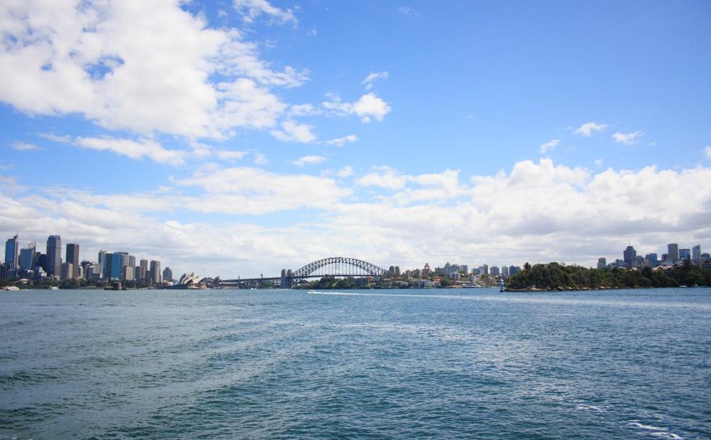 2 semaines à Sydney_Ferry 6