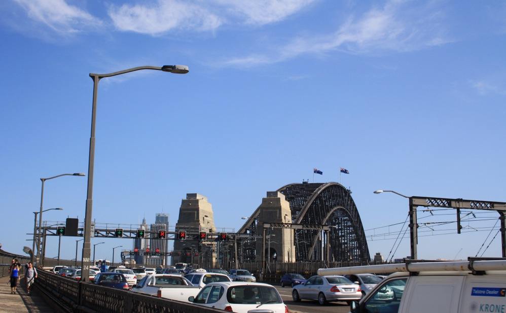 2 semaines à Sydney_Harbour Bridge 2