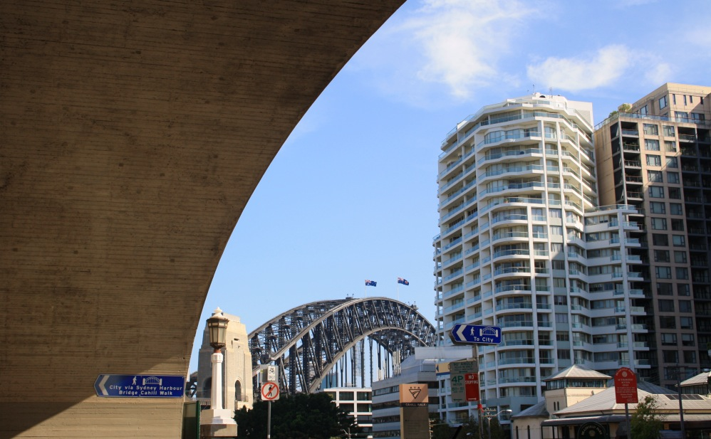 2 semaines à Sydney_Harbour Bridge