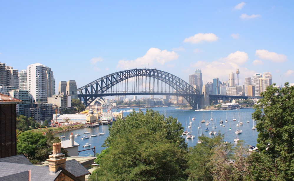 2 semaines à Sydney_Milsons Point