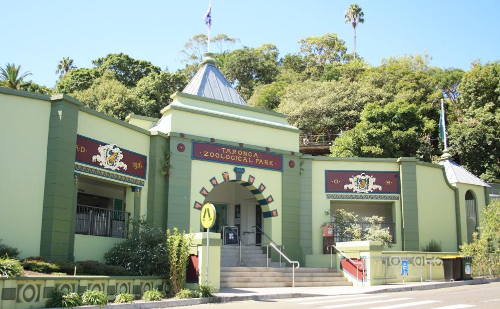 2 semaines à Sydney_Taronga Zoo 2