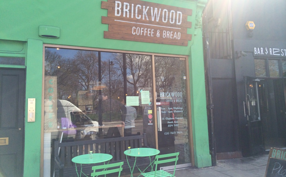 Brickwood Coffee & Bread 9