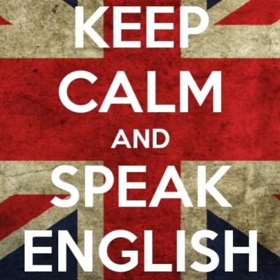 10. l'anglais