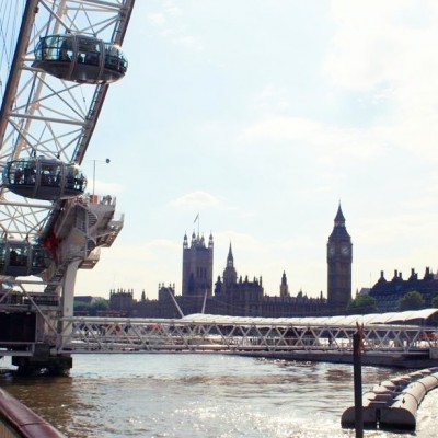 Vivre en Angleterre - Londres