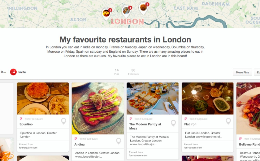 favourite restaurants in London_Pinterest