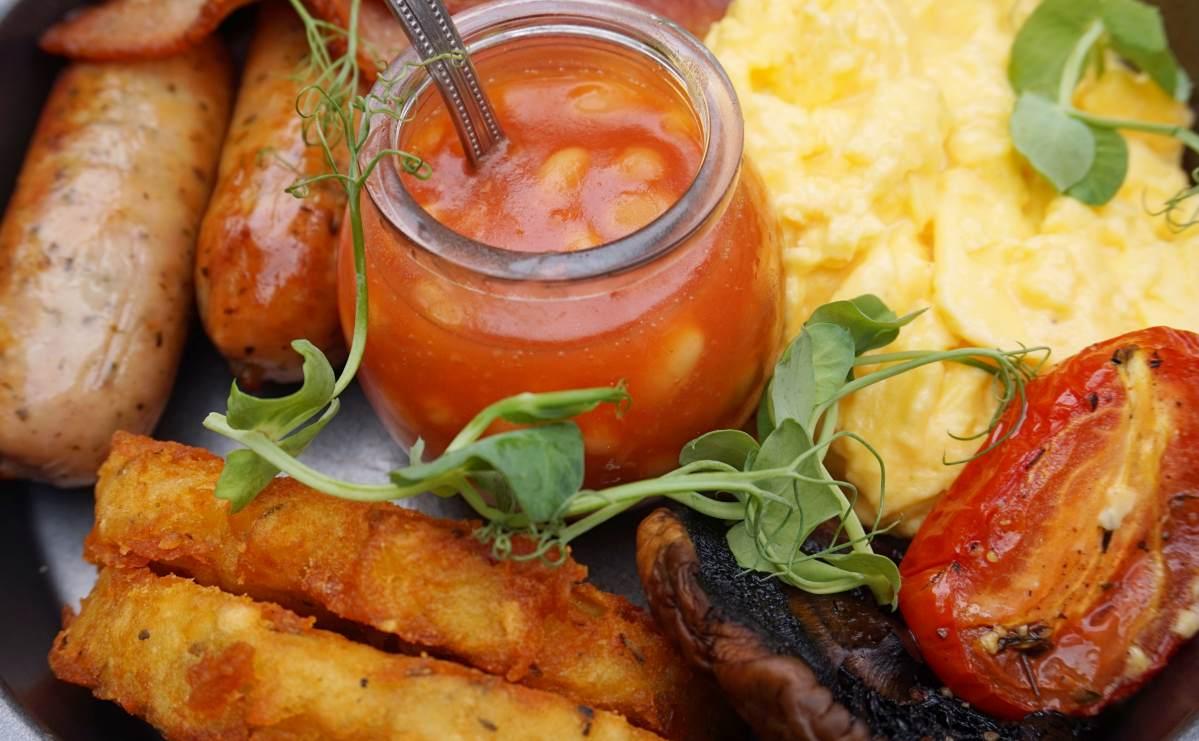 Meilleur English breakfast de Londres
