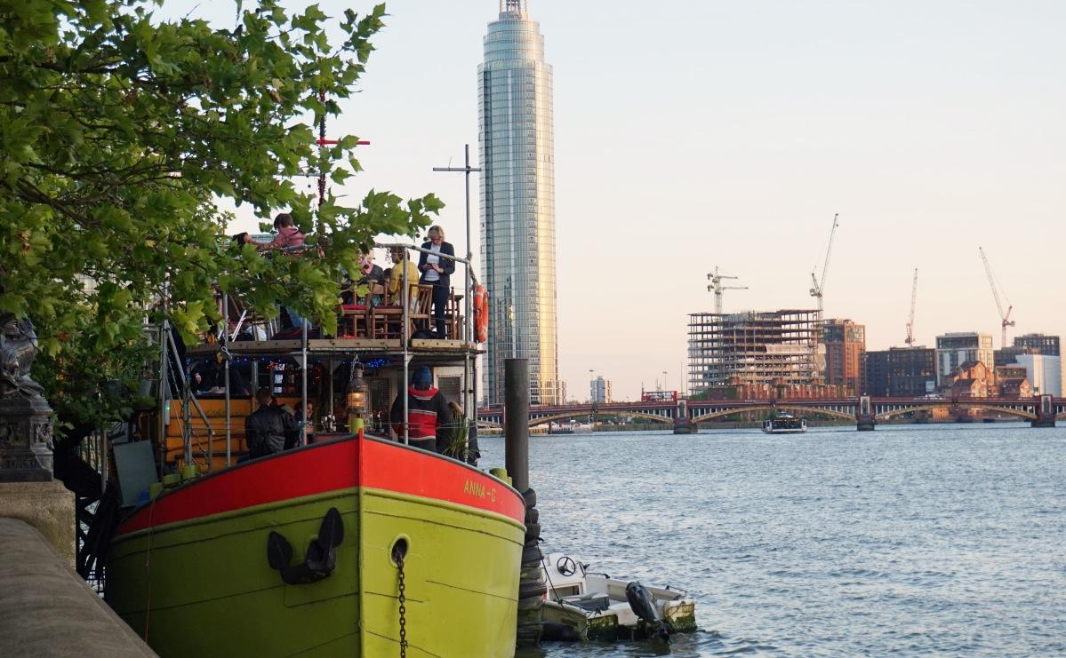 Meilleures terrasses de Londres