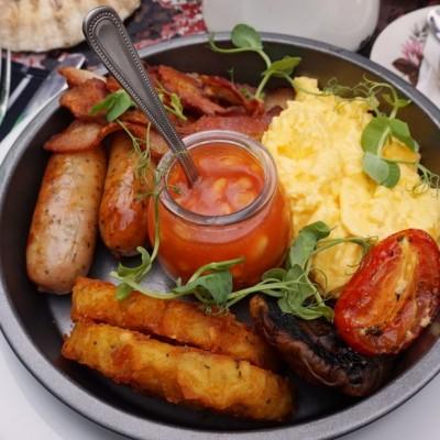 The Parlour Meilleur English breakfast de Londres