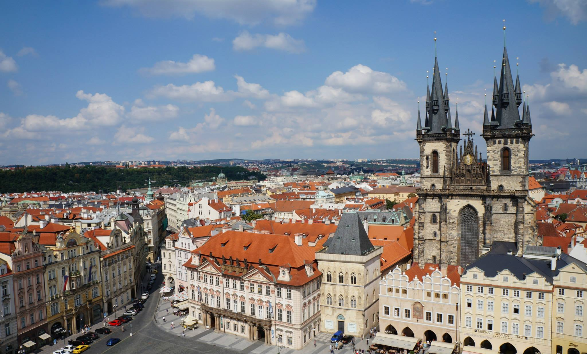 vie d'expat Prague 2