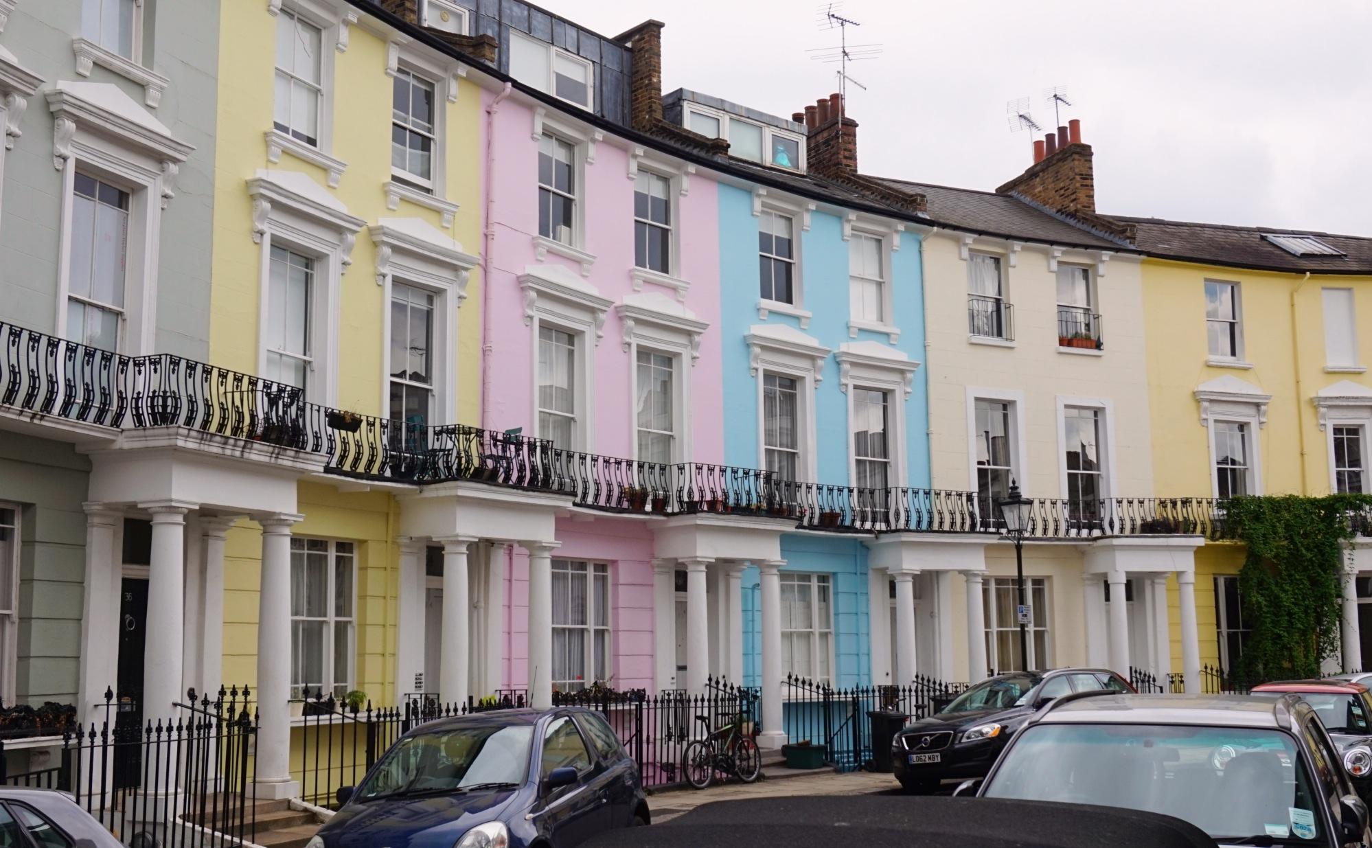 Primrose Hill Et Chalcot Square Les Petites Joies De La Vie Londonienne