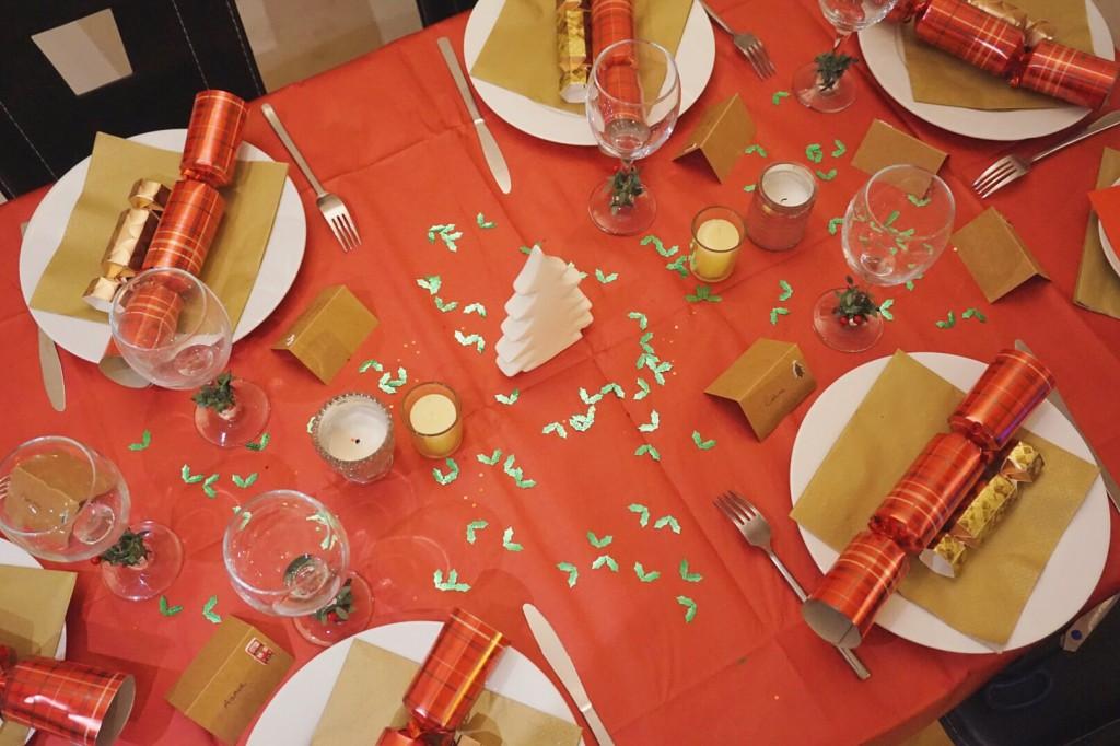 Le repas de noel anglais - Decoration de noel en anglais ...