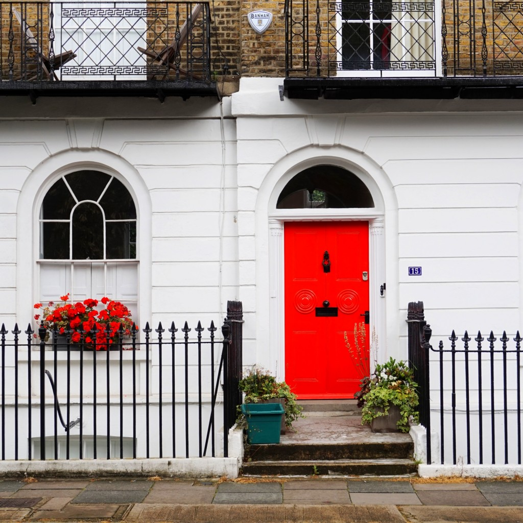Red door islington