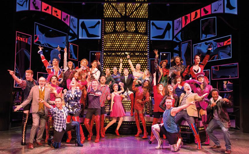 Kinky Boots, la comédie musicale à Londres à ne pas rater ! - Les