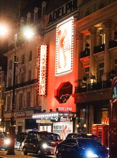 Kinky Boots - Comedie Musicale Londres