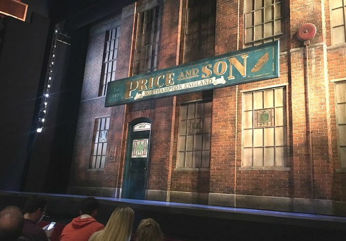 KinkyBoots_Comedie Musicale Londres