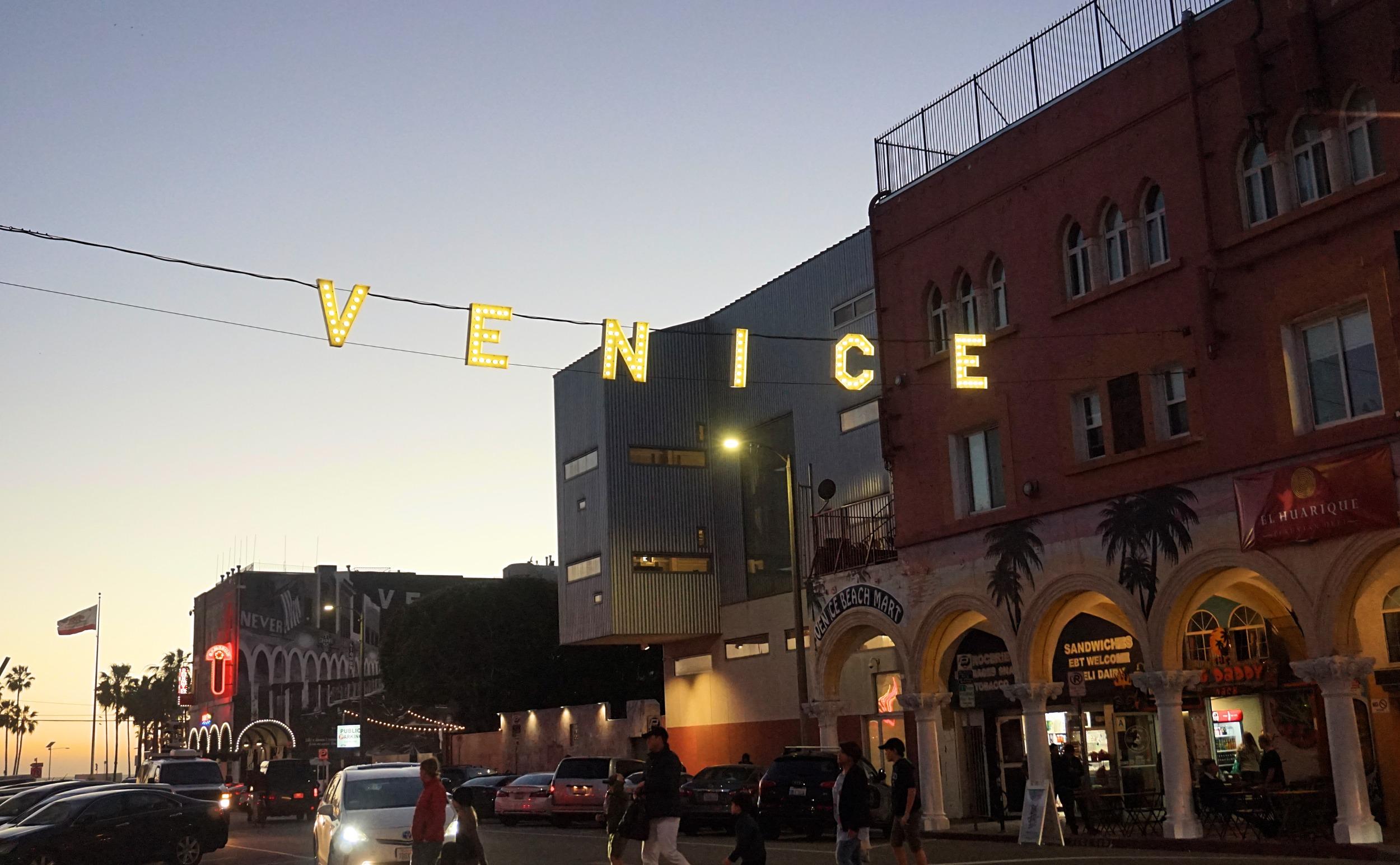 Evening Venice