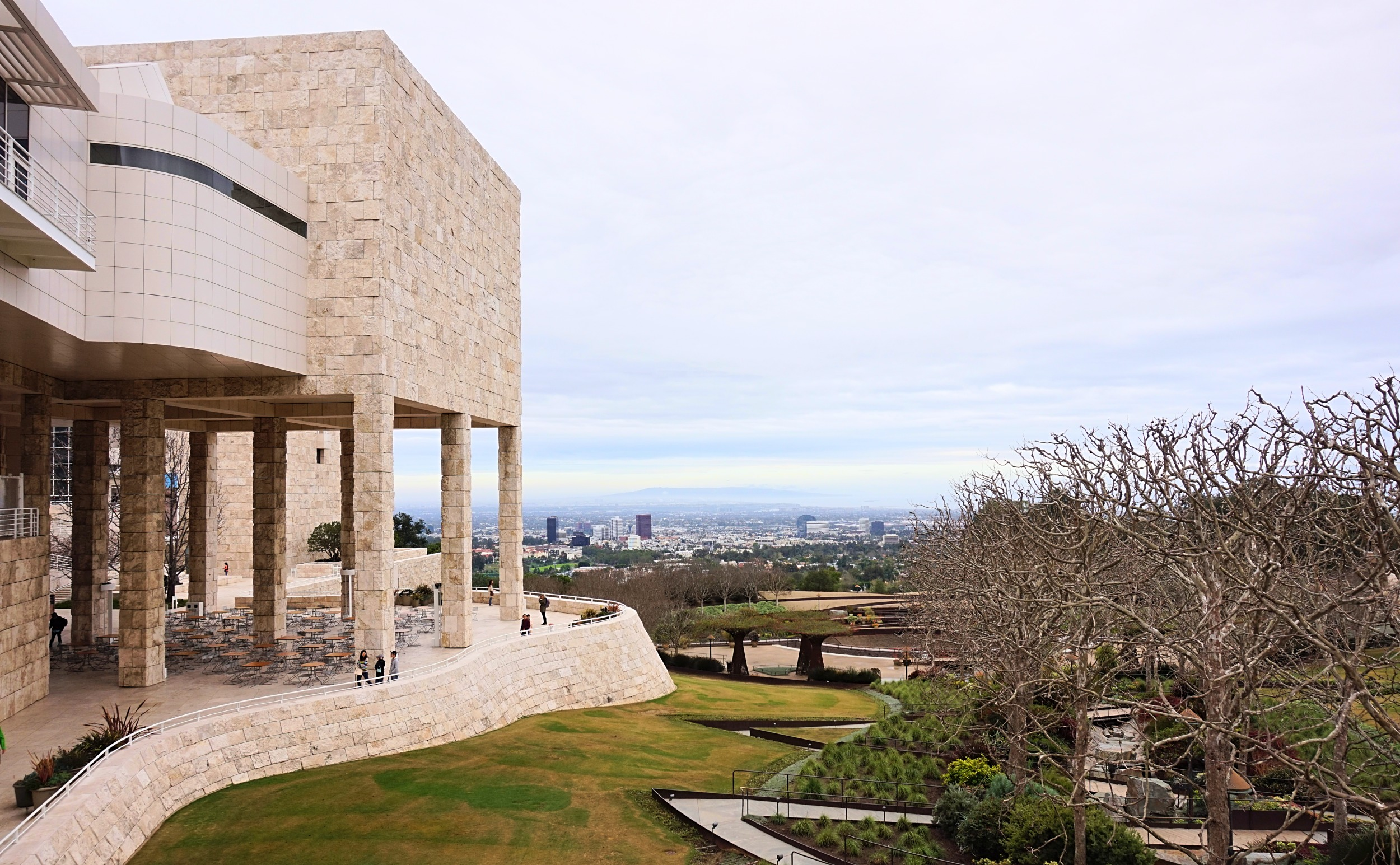Getty Center 1