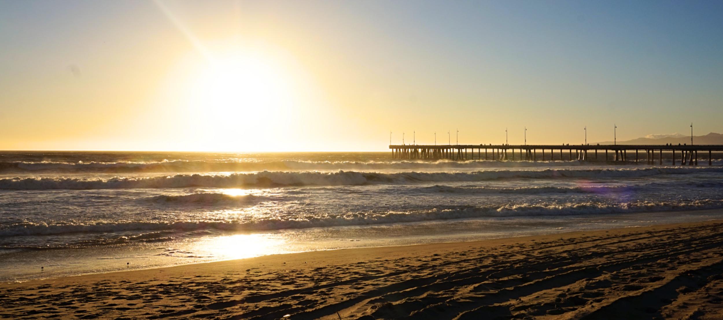 Sunset Venice 2
