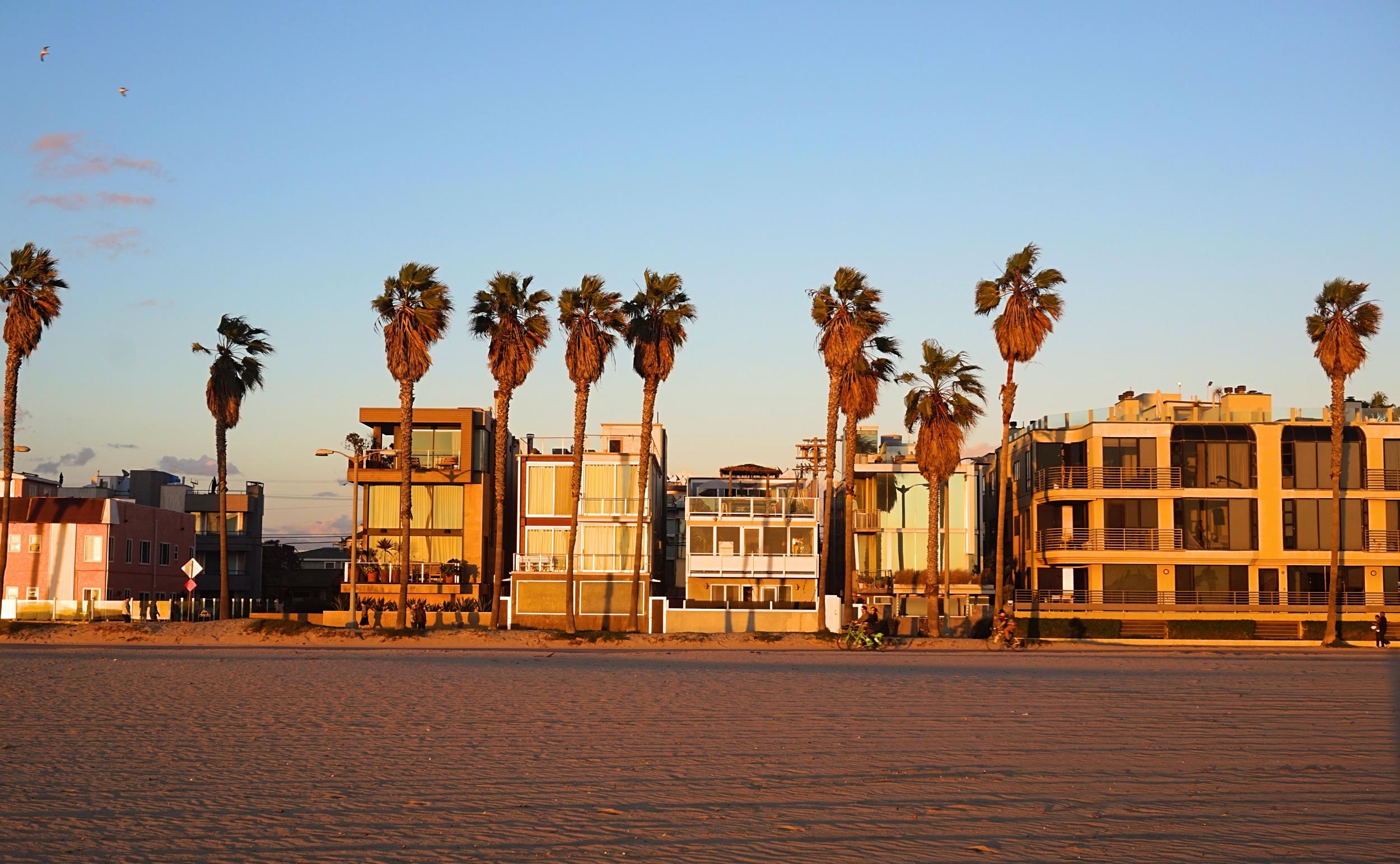 Sunset Venice 7