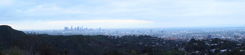 View LA Pano