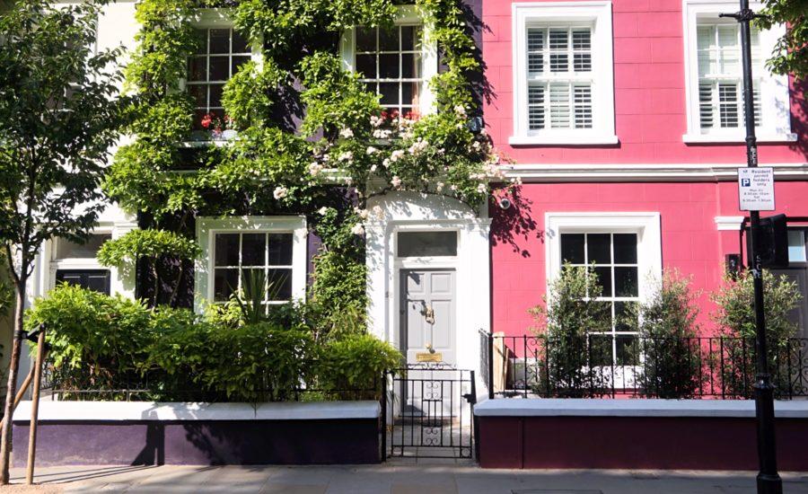 Portobello Pink House