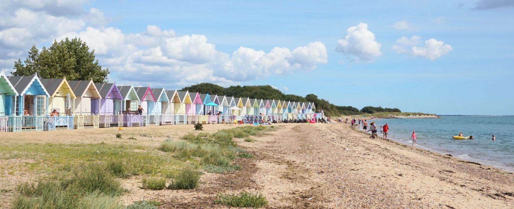 A day trip to Mersea Island
