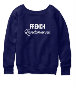 Pull French Londonienne