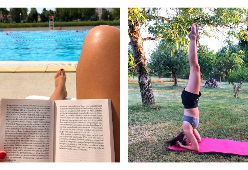 Piscine Yoga