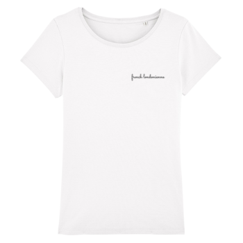 French-Londonienne-T-shirt-Blanc