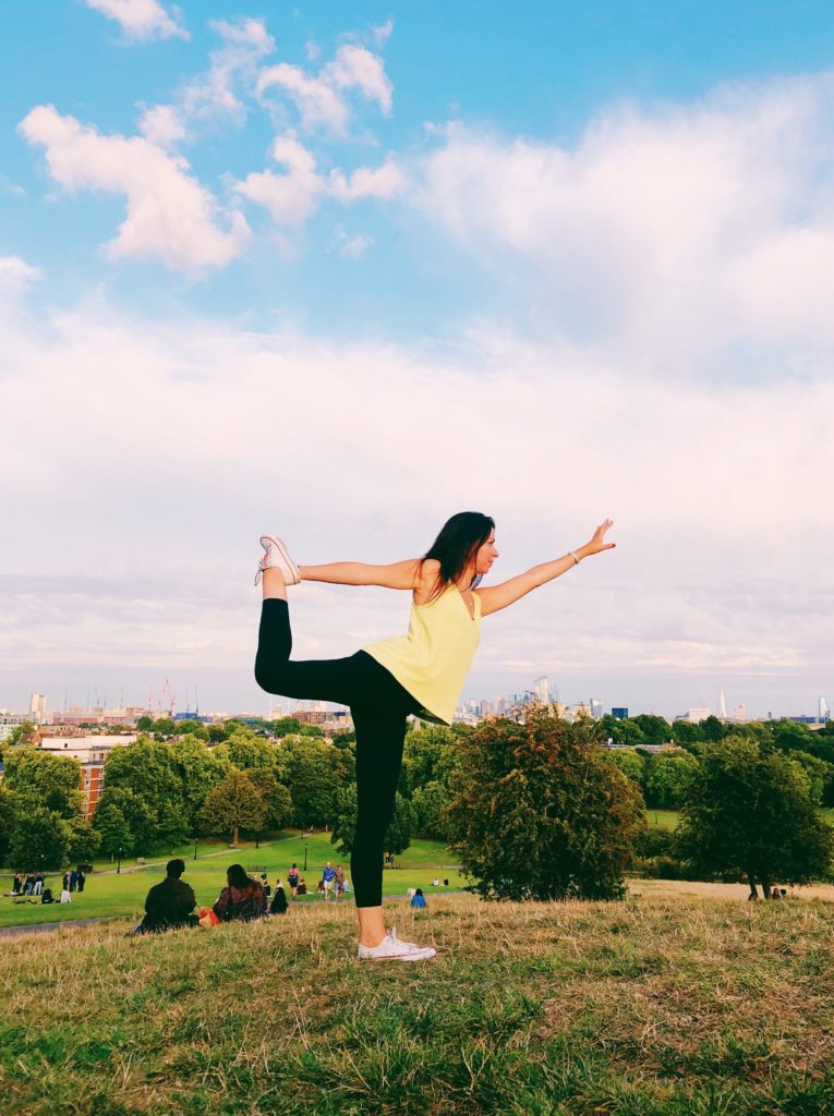 Yoga Teacher London