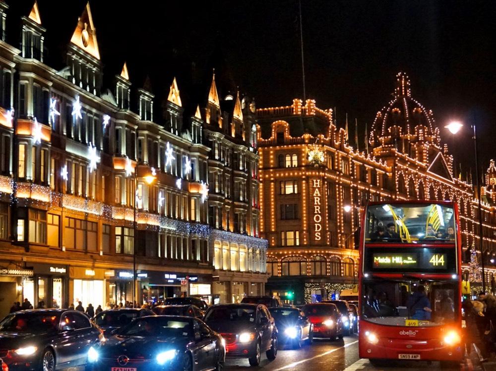 Londres-En-Decembre-Harrods